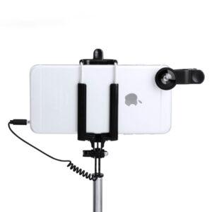 Ensemble bâton Selfie avec Objectifs (5 pcs) 144940