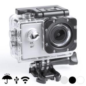"Caméra de sport 4K 2"" 360º WiFi (16 pcs) 145528"