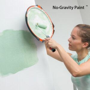 Plateau de Peinture Anti-gouttes No·Gravity Paint