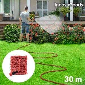 Tuyau d'Arrosage Extensible 30 m InnovaGoods