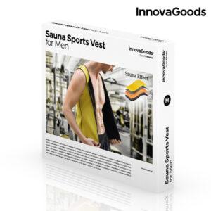Gilet de Sport avec Effet Sauna pour Homme InnovaGoods