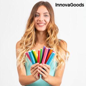 Bigoudis Flexibles InnovaGoods (Set de 42)
