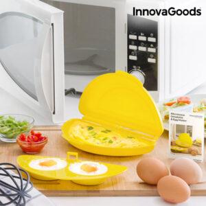 Cuiseur de Tortilla pour Micro-Ondes InnovaGoods