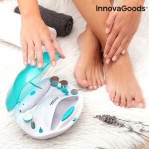 Set de Manucure et Pédicure Professionnel Home Nail Salon InnovaGoods