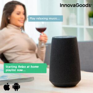 Haut-Parleur Bluetooth Intelligent Assistant Vocal VASS InnovaGoods