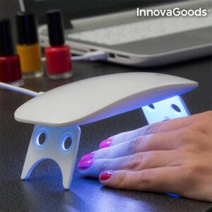 Lampe pour Ongles LED UV Pocket InnovaGoods