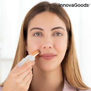 Épilateur Facial Indolore avec LED InnovaGoods