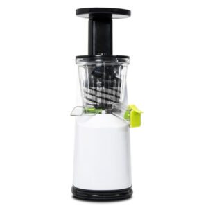 Centrifugeuse par Pression à Froid Cecotec Juicer Compact 4038 120W Blanc Noir