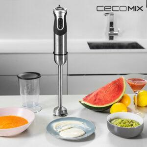 Mixeur Manuel Cecomix Titanium 4061 1000W