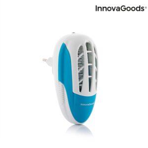 Prise Anti Moustiques Avec Led Ultraviolet Innovagoods (2)