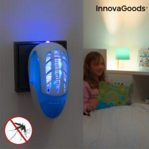 Prise Anti Moustiques Avec Led Ultraviolet Innovagoods