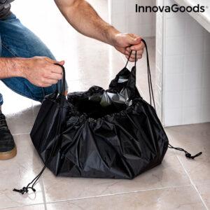 Sac tapis de sol imperméable pour les vestiaires2 en 1 Gymbag InnovaGoods