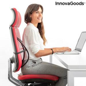 Support dorsal portable respirant Backonfy InnovaGoods