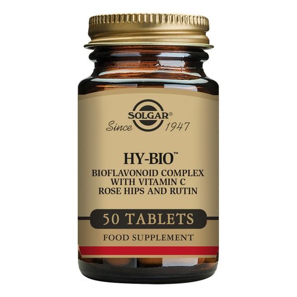 HY-BTM Bioflavonoidni kompleks Solgar (50 comprimés)