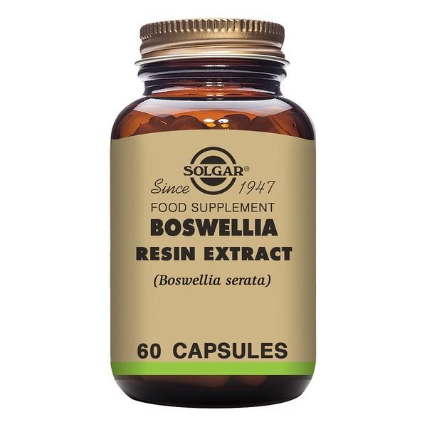 Extrait de résine de Boswellia Solgar (60 Capsules)